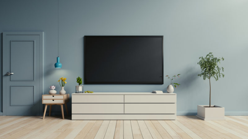 Top 5 des designs de meuble TV industriel à adopter
