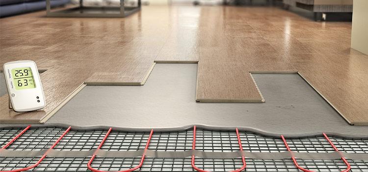 Reconnaître le bon fonctionnement et les pannes du chauffage au sol